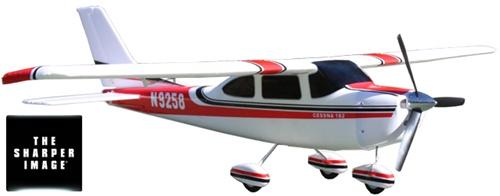 Wasabi Shark S30e Cessna 182 RC Pilot n°63 plan encarté Up-Fly-Down 4D