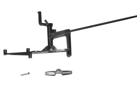 Mini Hughes Main Frame Set