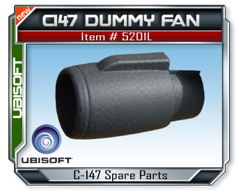 Splinter Cell C147 Dummy Ducted Fan