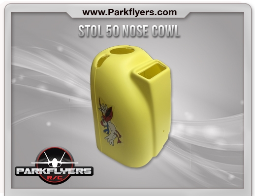 Stol 500 Nose Cowl