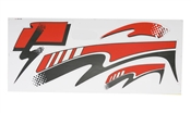 Wing Dragon 500 Class Sticker Set
