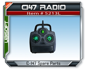 Splinter Cell C147 Radio Only
