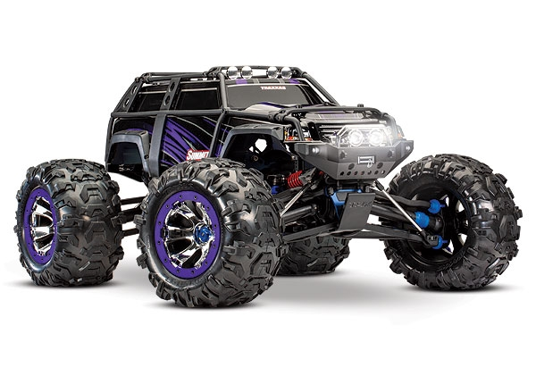 Traxxas 1/10 Summit 4WD Monster Truck RTR w/iD Connect