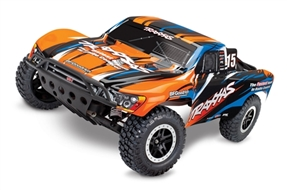 Slash: 1/10-Scale 2WD Short Course Racing Truck