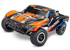 58076-4 - Slash VXL: 1/10 Scale 2WD Short Course Racing Truck. Ready-to-Race