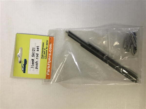 Yak 54XL Complete Push Rod Set
