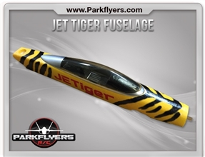 Jet Tiger Front Canopy