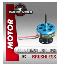 Wing Tiger Brushless Motor