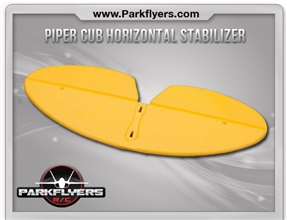 Piper Cub Horizontal Stabilizer