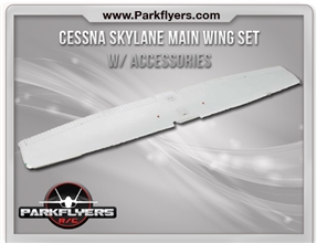 Cessna Skylane Main Wing Set w/Accessories