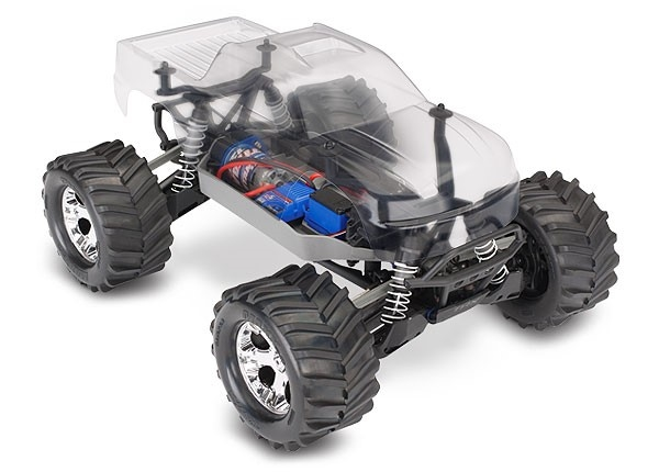 67054-1 Stampede 4WD Brushed RC Monster Truck Unassembled Kit