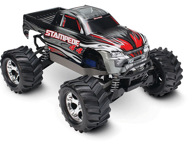 Stampede 4WD Brushed RC Monster Truck