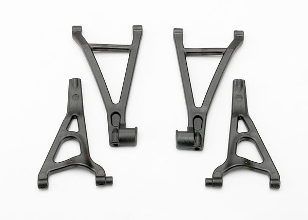 7131 - Suspension arm set, front (includes upper right & left and lower right & left arms)
