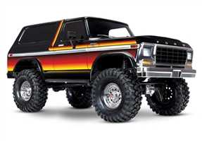 TRX-4 Ford Bronco Trail Crawler