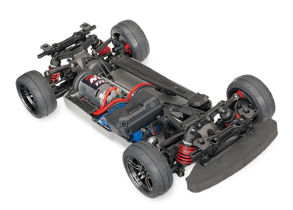 83024-4 - 4-Tec 2.0: 1/10 Scale AWD Chassis. Ready-To-Race