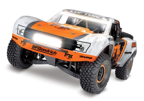85086-4 Unlimited Desert Racer: 4WD Electric Race Truck
