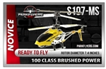 S107 Metal Series RC Helicopter