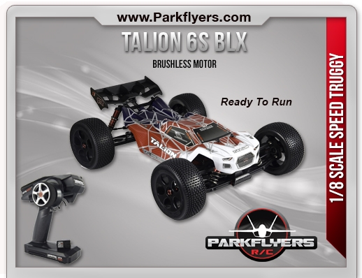 Talion 6S BLX 1/8 4WD RTR Truggy