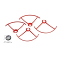 Propeller Guards for use with X-Star and X-Star Premium Drones (Orange)