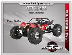 "Yeti XLâ""¢ Monster Buggy"