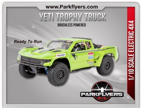 1/10 Yeti Trophy Truck Electric RTR