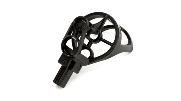 Motor Mount with Landing Skid: mQX 180 QX