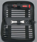 Duratrax 19-in-1 Tool Set w/Pouch For Traxxas