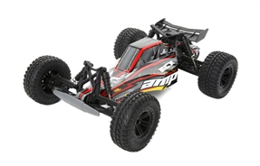 1/10 AMP DB 2WD Desert Buggy Brushed RTR, Black/Yellow (ECX03029T1)