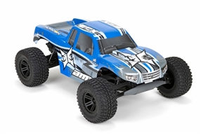 1/10 AMP MT 2WD Monster Truck Brushed BTD Kit with Unpainted Body (ECX03034)