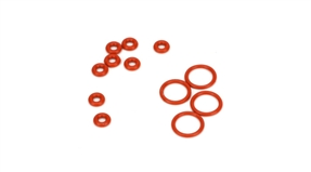 Shock O-Ring Set: All ECX 1/10 2WD AMP MT