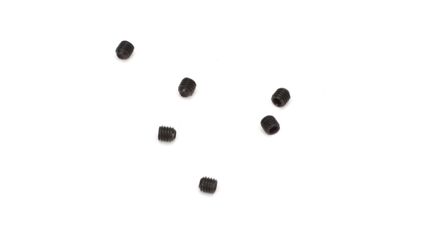 3x3mm Set Screw (6) AMP MT