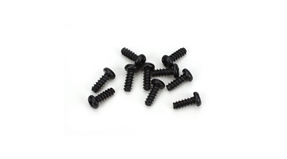 3x8mm Button Head Screw (10) AMP MT