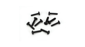 3x12mm Self-Tapping BH Screw (10) AMP MT