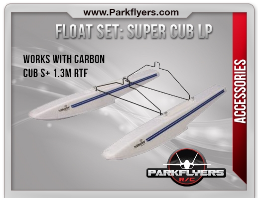 Float Set: Super Cub LP and Carbon Cub