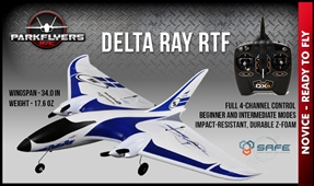 Delta Ray RTF with SAFE