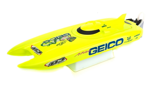 "Miss Geico 17"" Brushed Catamaran RTR (PRB08019)"