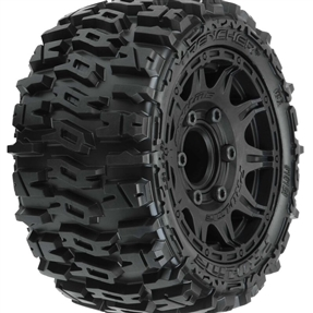 "Trencher LP 2.8"" Mounted Raid Black 6 x 30 Tires, F/R (2)"
