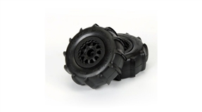 Sling Shot SC 2.2/3 XTR Renegade Wheel, Black: SLH (PRO115817)