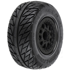 Street Fighter Mnt Renegade Blk Wheel:SLH 4x4 (PRO116717)