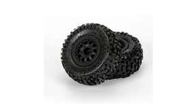 Badlands SC 2.2/3.0 M2 Renegade Black Wheel: SLH (PRO118213)