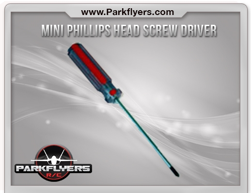 Mini Philips head screw driver