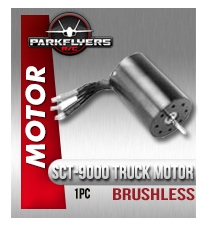 SCT-9000 Truck Brushless Motor