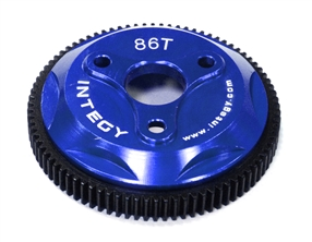 86T Metal Spur Gear