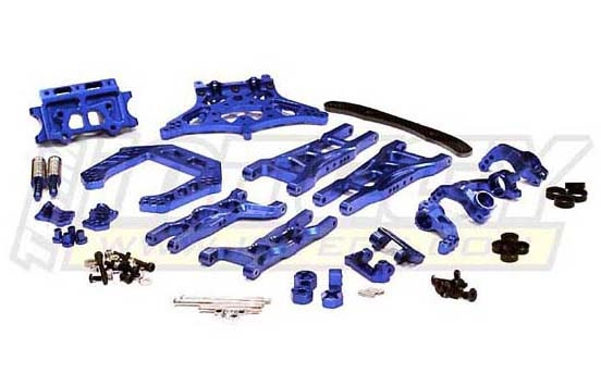 Evolution Conversion Set for Traxxas 1/10 Rustler XL5 & VXL