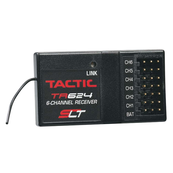 TR624 6-Channel SLT Receiver (TACL0624)