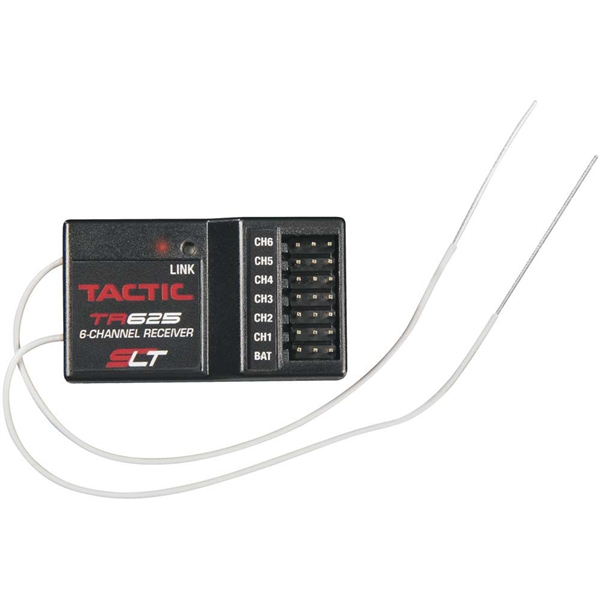 TR625 6-Channel SLT Receiver, Twin Antennas (TACL0625)