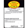 Blend 112 Fresh Hot Link AC Legg