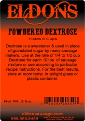 Dextrose, Powdered
