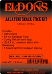 Jalapeno Snack Stick Kit