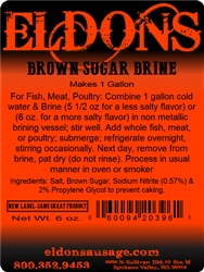 Brine withBrown Sugar